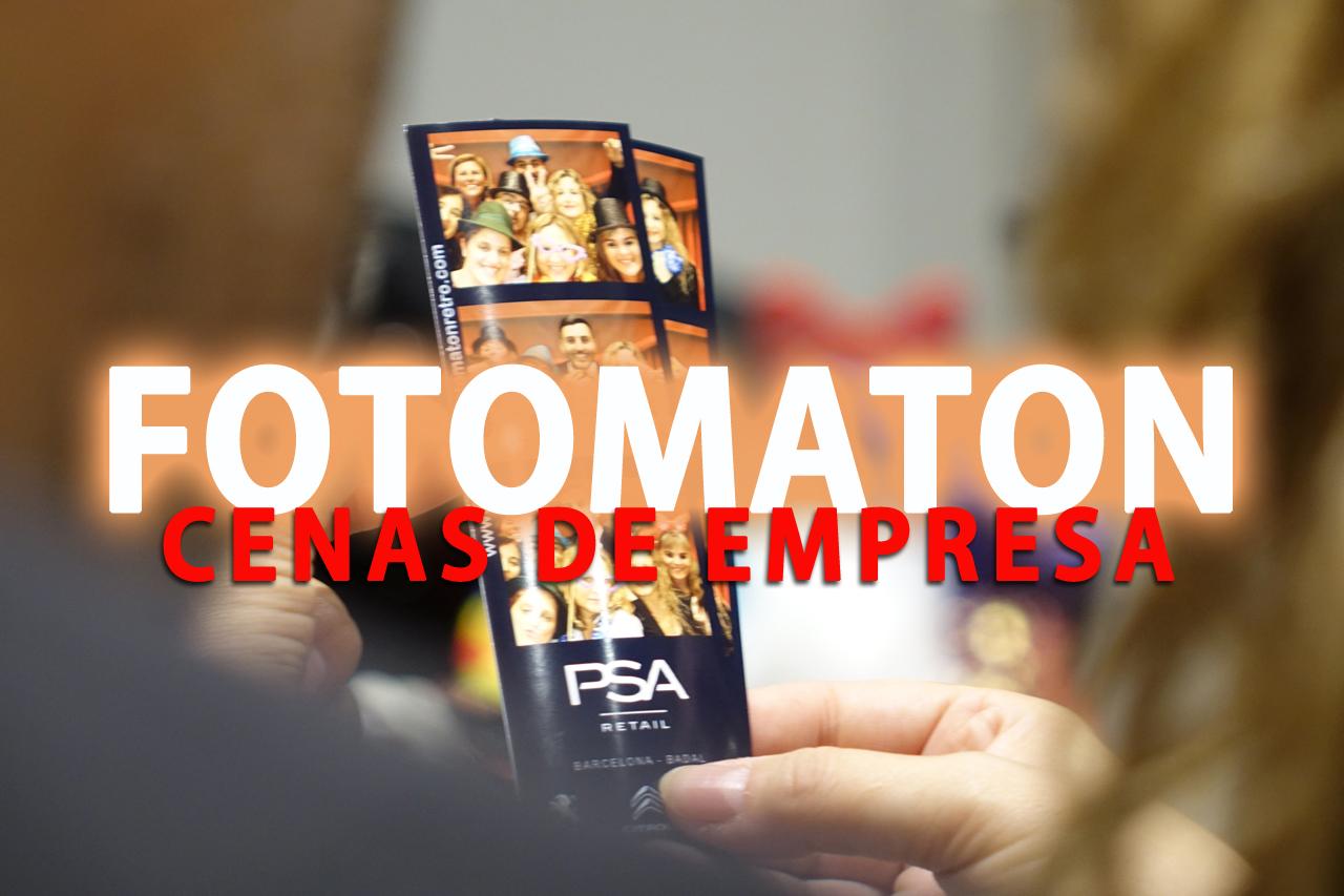 XMAS FOTOMATON amb High Fidelity Collective