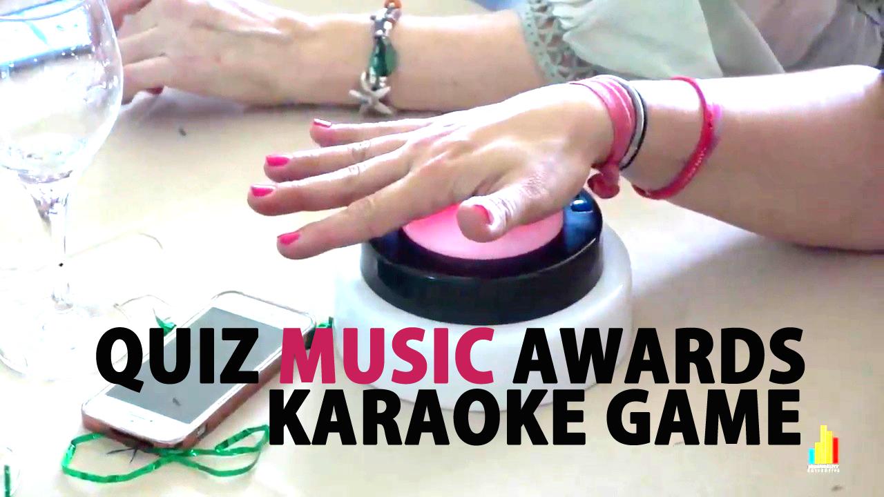 Karaoke Quiz Game